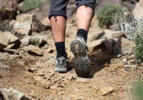 mountain desert hiking